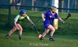 U-16 Camogie League game against Aghada