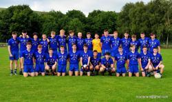 2016 U-16 F.C. v Blarney