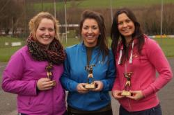 Camogie Long Puck winners