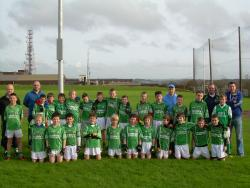 U11 Garda League Final Team