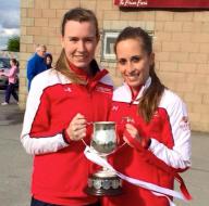 Leah and Sarah Win All Ireland