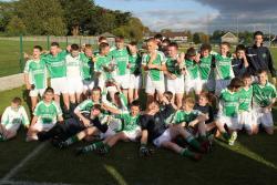 U14 County Football Champions