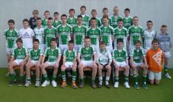 2012 Feile Football Team