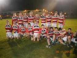 U15 Football County Champions
