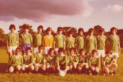 U14 Footballers 1976