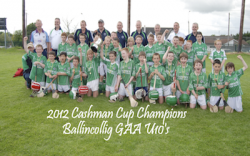 2012 Cashman Cup Champions