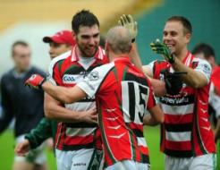 Ballincollig Players Celebrate after Nemo