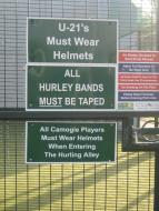 GAA Hurling Alley Rules