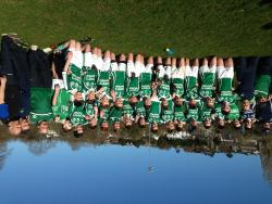 U15 County Champions 2013