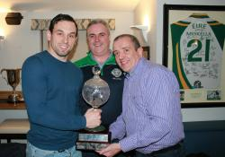 Liam Jennings -Footballer of the year