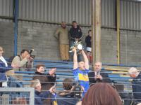 Collecting the SHC Cup 2009