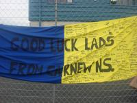 Banner from Carnew NS