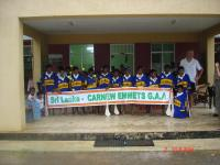 Carnew Emmets - Sri Lankan branch