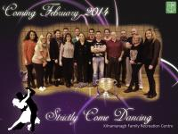 Strictly Come Dancing meets Sam