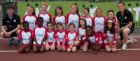 Girls Summer Camp August 2012