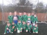Connaught Celtic Winning Team