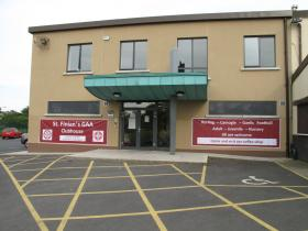 St Finians GAA Clubhouse