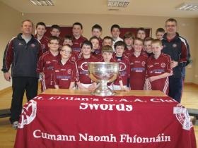 Under 12 Football and Hurling