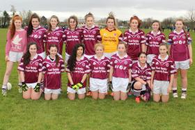 Minor Girls Football 2015