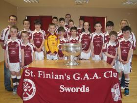Under 10 Football and Hurling