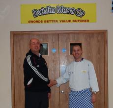Activity Room Sponsor - Dublin Meat Company