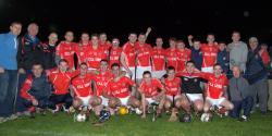 Kilworth U21BH Champions 2015