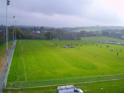 Aerial view of Pitch