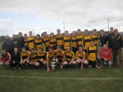 Clyda Rovers U21 Footballers