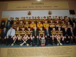 Avondhu 1996 County Hurling Champions