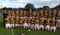 County Minor BHC Semi Final vs Lisgoold 2015