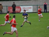 Jerome Murphy, County MAFC Final 2016