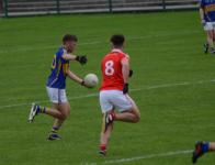 Darragh O'Sullivan, County MAFC Final 2016