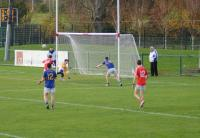 Chris Taylor makes a fine save, Kilshannig vs O'Donovan Rossa, County MAFC Final 2016