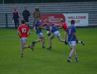Colm O'Shea, County MAFC Final 2016