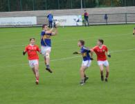 Jack Twomey claims possession,Kilshannig vs O'Donovan Rossa, County MAFC Final 2016