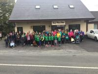 Girls Sponsored Walk & Jersey Launch