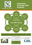 Islandeady Underage GAA Academy
