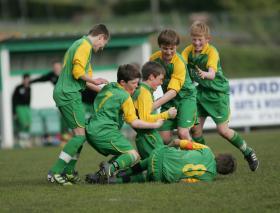 Under-13 Inter-League Quarter Final 2012