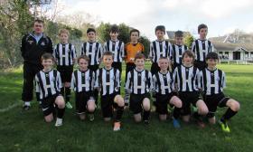 Kilmacrennan Celtic Under 12 Team 2014