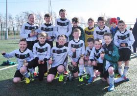 Eany Celtic South Division Under 12 Champions 2013-14