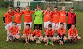 Donegal Town U12s 2015