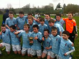 Donegal Town South U12 Cup Winners