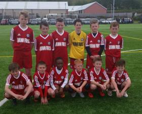 Cappry Rovers U-12