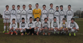 Eany Celtic South Division U-16 P.J.Fox Cup Winners 2013-14