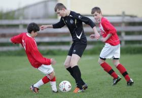 Lagan Harps v Swilly Rovers Under-14s