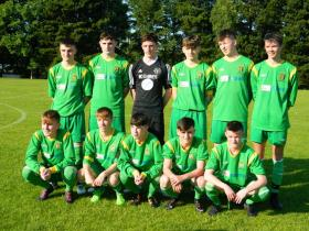 Donegal Schoolboys 2002 2016-17