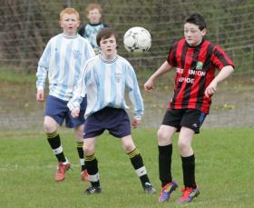 Drumkeen United v Raphoe Town Under-14s