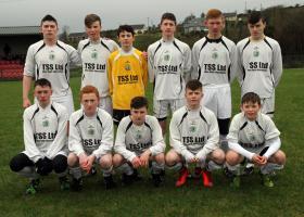 Eany Celtic U-16