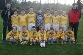 Curragh Athletic, Runners up Donegal Schoolboys East U12 League