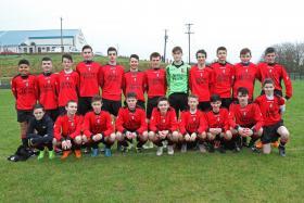 Donegal Town U-16